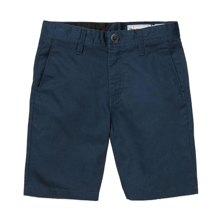 Boys Frickin Chino Short - Service Blue