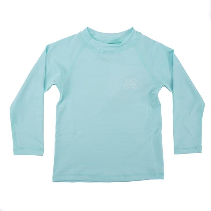 OG Logo Toddlers Hybrid Pro L/S Sun Shirt - Light Blue