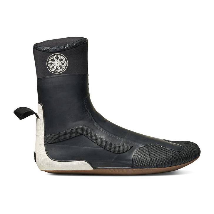 Surf Boot Hi ST 3mm (Octopus) - Black/Marshmallow