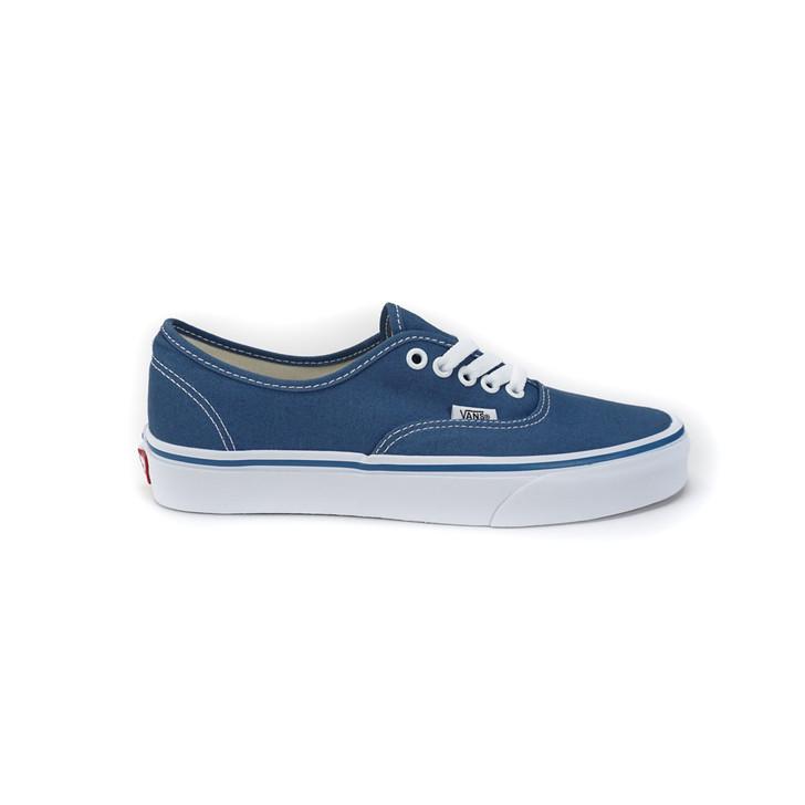 Authentic - Navy - Vans Original Skate