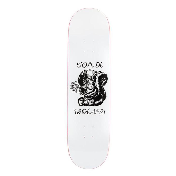 Secret Pro Model Skunk Deck - 8.0