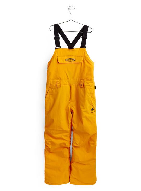 Kids Skylar Bib Pant - Cadmium Yellow