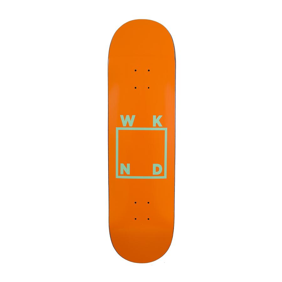 Orange Logo - 8.5