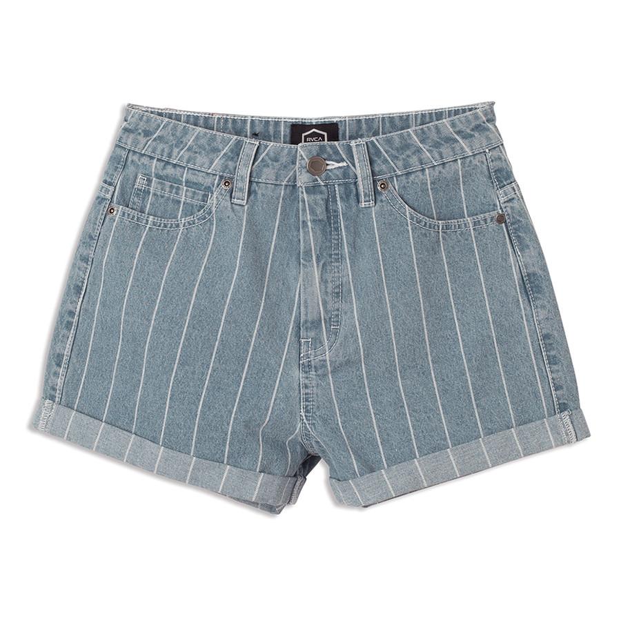 Hi Roller Short - Washed Stripe