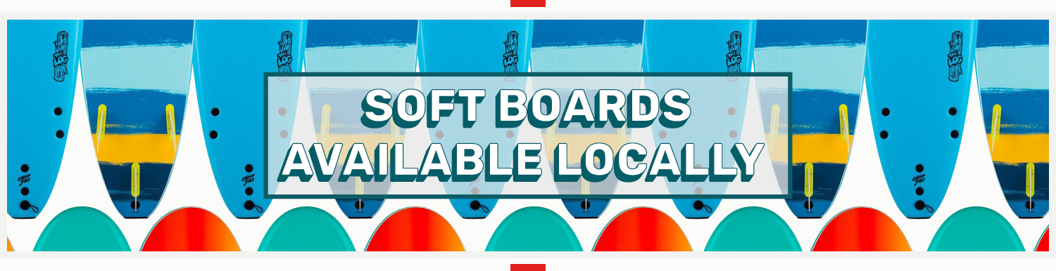 Soft Boards Available Locally