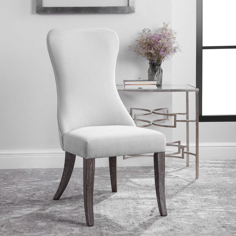 Uttermost Caledonia Armless Chair 23540
