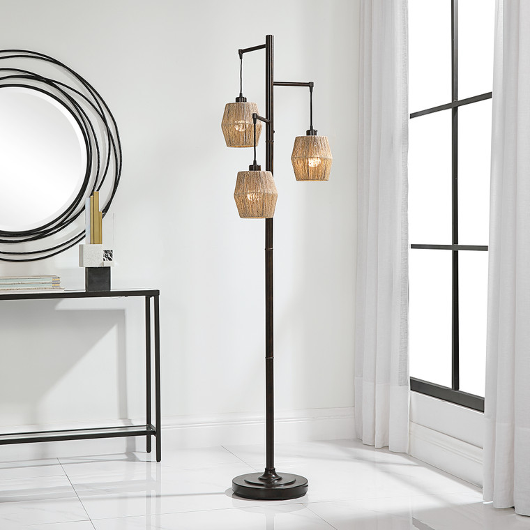 Lily Lifestyle Floor Lamp LL-W26079-1