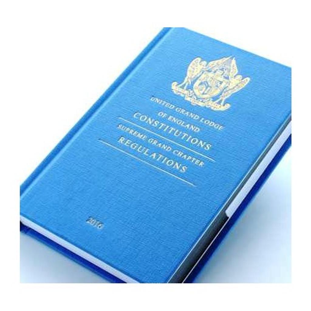 Book of Constitutions 2019