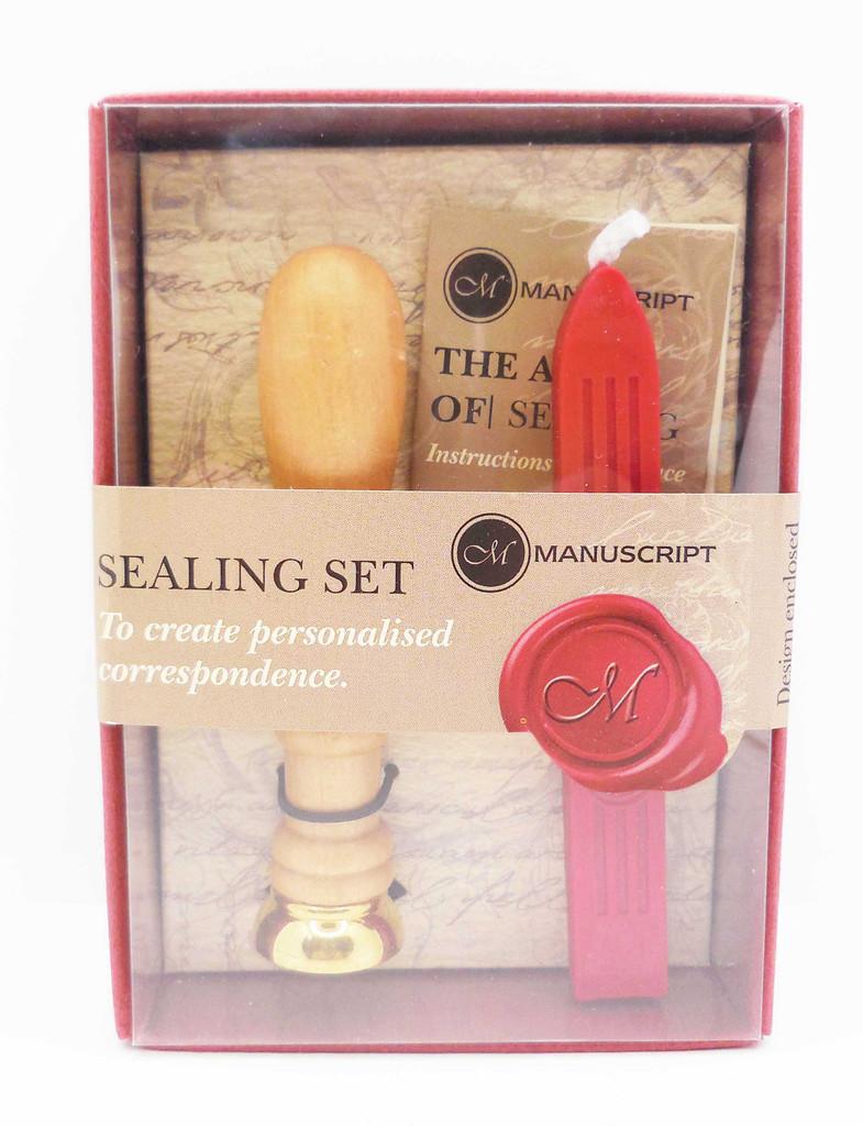 Wax and Seal Set
