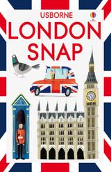 Usborne London Snap Cards