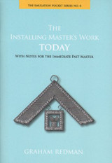 The Installing Master's Work