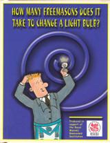 How Many Freemasons Does It Take To Change A Lightbulb? by Martin Faulks