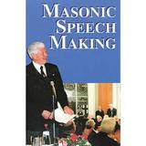 Masonic Speech Making by J.W. Hobbs