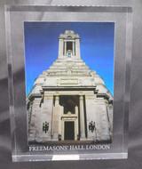 Freemasons' Hall Glass Ornament
