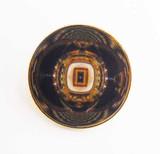 Temple Badge Pin