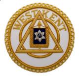 Royal Arch Provincial/ District Apron Badge