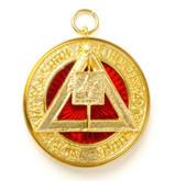 Royal Arch Provincial Past Rank Collar Jewel