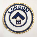 London Grand Rank Undress Apron Badge