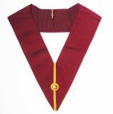 Royal Arch Officers Collar