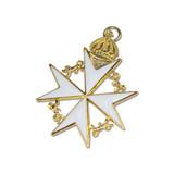 Knight Malta Great Officers Cap Cross