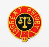 Knight Malta Mantle Badge