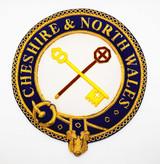Knight Templar Mantle Badge