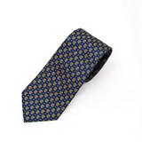 Quatuor Coronati  Woven Silk Tie