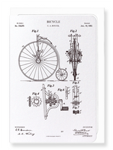 Bicycle Patent Card