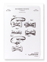 Bow Tie Patent Card