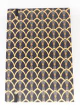 Art Deco A5 Notepad