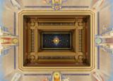 Grand Hall Ceiling Postcard