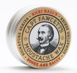 Captain Fawcett Baccy Moustache Wax