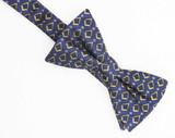 Tercentenary Polyester Pre-Tied Bow Tie