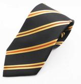 Scarlet Cord Silk Tie