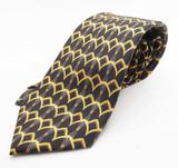 Art Deco Silk Tie