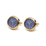 Blue Watch Masonic Cufflinks