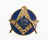 50 Year Craft Pin