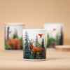 Trouvaille Global | Save The Planet Scented Soy Candle | Purifying Forest 360º design