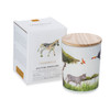 Trouvaille Global   Save The Planet Scented Soy Candle   Uplifting Grassland w packaging