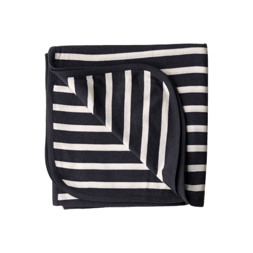 Woolbabe Merino/Organic Cotton Swaddle/Blanket - Karekare