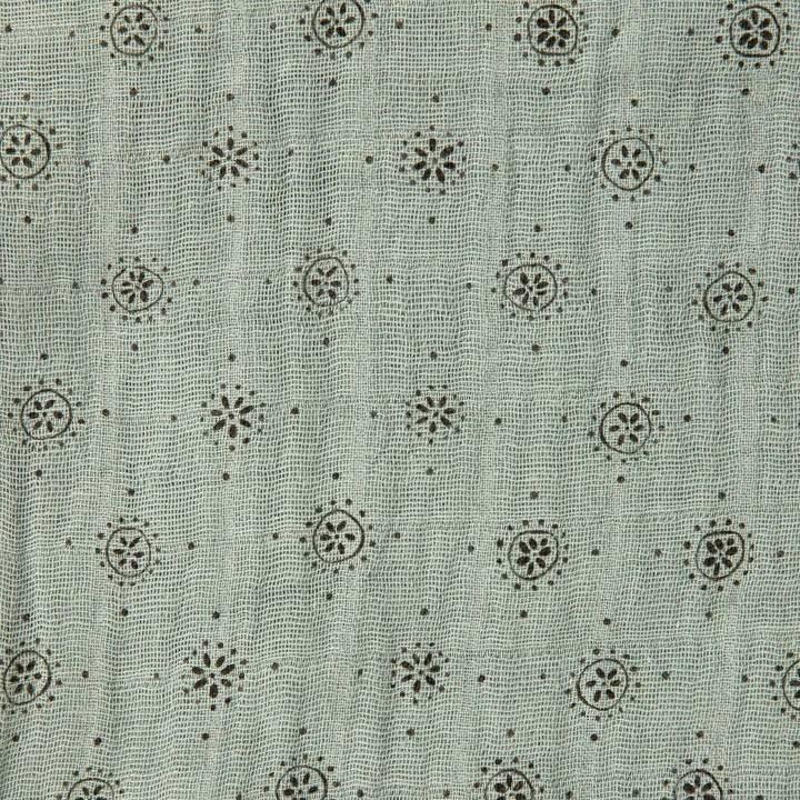 Single Cotton Muslin Swaddle - Wallflower