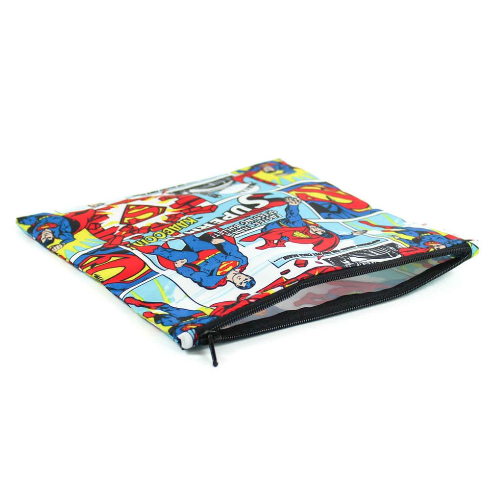 Large Snack Bag - DC Comics Superman