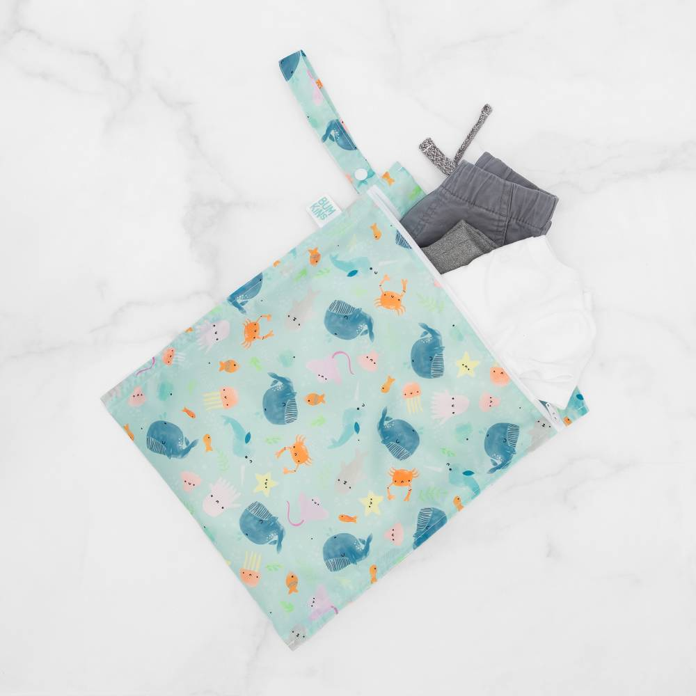 Wet Bag - Ocean Life