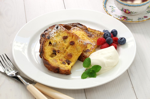 Panettone French Toast Recipe