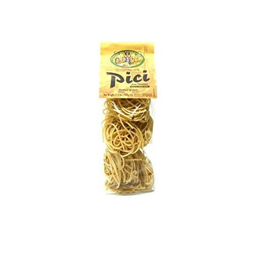 Pastacheese Bronze Dyed Pici Pasta from Tuscany - 17.06oz