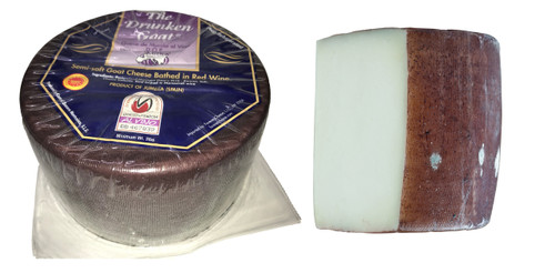 Drunken Goat Cheese (Sold by the Pound)