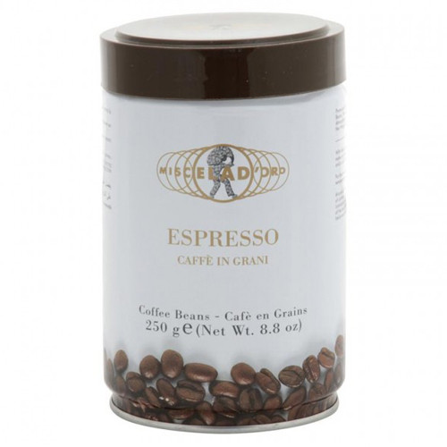 Miscela d'Oro Espresso Caffe in Grani Whole Roasted Coffee Beans - 8.8oz