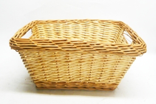 Large Rectangle Woven Tub