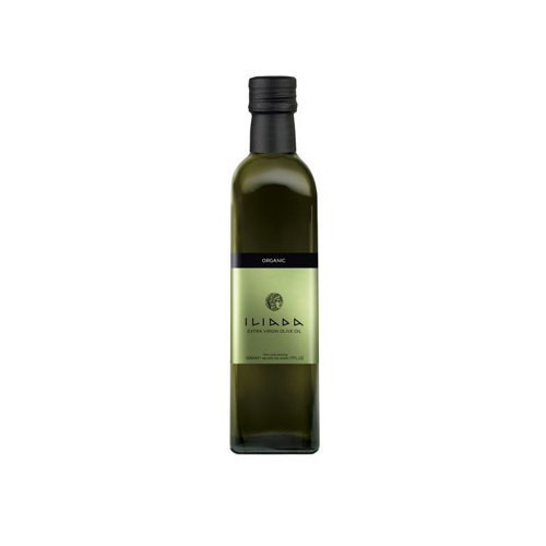 Iliada Organic Greek Extra Virgin Olive Oil - 17.1oz