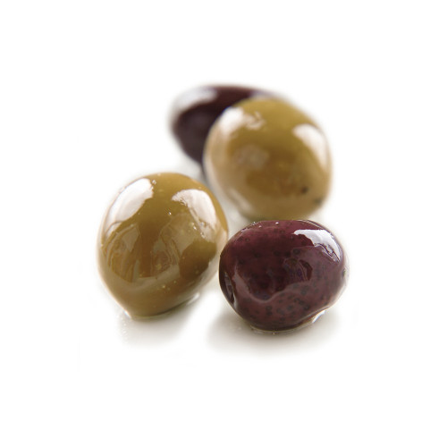 Calabrese Olives - 1lb